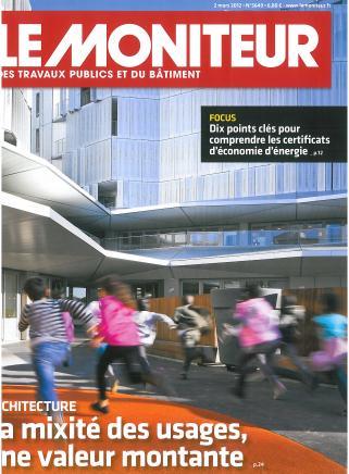 magazines bâtiment prévention