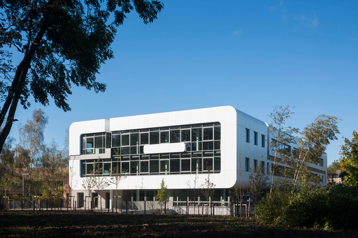 maison de l'entreprise innovante – bellecour architectes